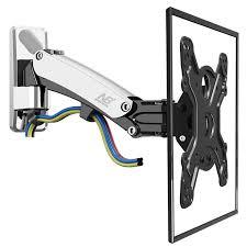 <b>NB F400</b> TV Wall Mount Swivel 50 60 inch Monitor Arm Holder <b>Gas</b> ...