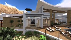 modern villa design in muscat oman by jeff page of sld architects uae 2013 home aviator villa urban office architecture