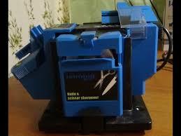 Электрический станок для заточки ножей, ножниц, <b>сверл</b> ...