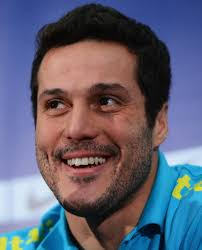 Julio Cesar Brazil Training Press Conference Funis Lexkx Brazil. Is this Julio Cesar the Sports Person? Share your thoughts on this image? - julio-cesar-brazil-training-press-conference-funis-lexkx-brazil-506530865