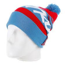 Купить <b>шапку</b> с помпоном <b>True Spin Jacquard Styles</b> Blue/Red ...