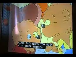 The Berenstain Bears The HomeWork Hassle part     YouTube