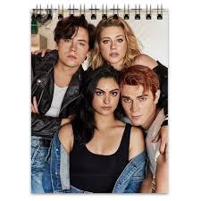 Блокнот <b>Riverdale</b> (Ривердейл) #2451841 от Leskrup
