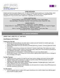 resume jeff byers game designer jeffbyers resume p1