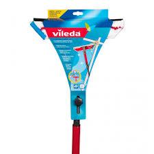 <b>2</b> в 1 <b>очиститель</b> окон с телескопической ручкой от VILEDA цена ...