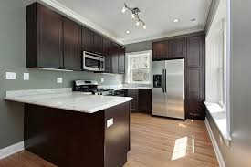 gray colored kitchen ideas pictures