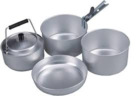AceCamp Cooking Set 4 Person : Sports & Outdoors - Amazon.com
