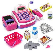Buy My <b>Cash Register</b> Pretend To <b>Play</b> Electronic <b>Cash Register</b> ...