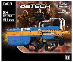 <b>Конструктор</b> Double Eagle <b>CaDA deTECH</b> C81003W <b>Пистолет</b> ...