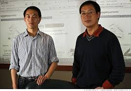 Rui Wang and XiaoFeng Wang worked to expose e commerce security flaws  CNN Money