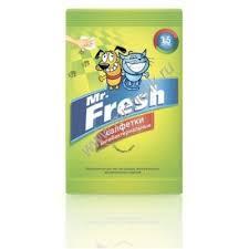 <b>Mr</b>.<b>Fresh</b> 15 шт <b>салфетки</b> антибактериальные влажные для лап ...