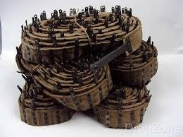<b>Russian</b> Maxim Machine <b>Gun Canvas</b> Strip Belt | eBay