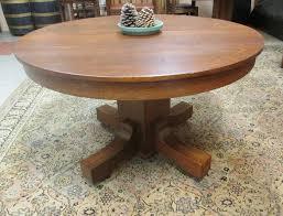 pedestal dining table set granite
