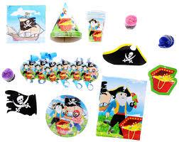 <b>Action</b>! <b>Набор для праздника</b> Пираты 34 предмета — купить в ...