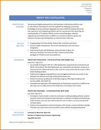 front end developer resume inventory count sheet front end developer resume front end developer 7 front