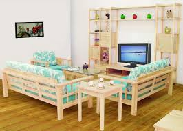 Wooden Living Room Furniture Wooden Sofa And Furniture Set Designs For Small Living Room