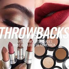 <b>MAC Throwback Lips and</b> Eyes   Jarrold, Norwich, Norfolk, UK