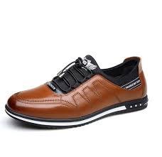 Shoes - <b>2019 Men's</b> Fashion <b>Casual Leather</b> Shoes | Shoes in <b>2019</b> ...