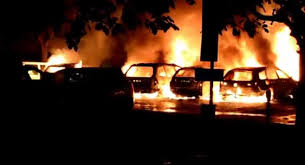 Image result for stockholm riots