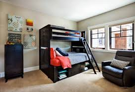 bedroom medium size bedroom cool and trendy black custom bunk beds with storage bedroom images cool awesome kids beds awesome