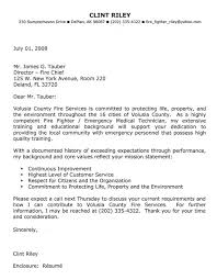 firefighter cover letter example cv cover letters samples of cover letter for cv