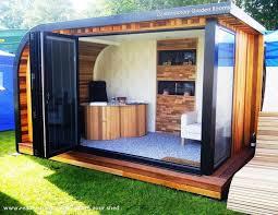 contemporary garden room garden office shed from sme business farm readershedsco big garden office ian