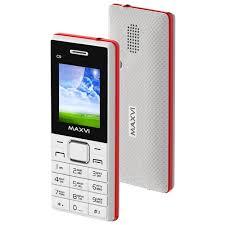 Характеристики модели <b>Телефон MAXVI C9</b> на Яндекс.Маркете