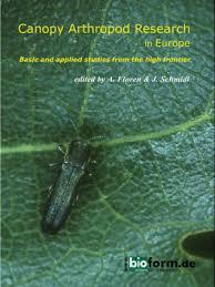 Publikationen von Adi Geyer, Matthias Dolek, Anja Freese (Büro ... - canopy%20arthropod%20research
