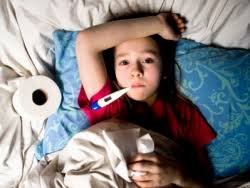 Image result for images of kids who are sick from school