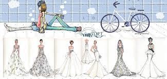 <b>Romantic</b> Spaghetti Straps Bohemian Wedding Dress Backless ...