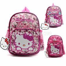 New Fashion KT Girls <b>Kindergarten School Bags</b> Kids Cartoon ...