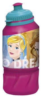 <b>Бутылка</b> пластиковая (спортивная 420 мл). Принцессы Дружные ...