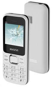 <b>Сотовые телефоны</b> и смартфоны <b>MAXVI</b>