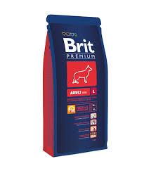 <b>Корм BRIT для</b> взрослых крупных собак, 15кг в онлайн-каталоге ...