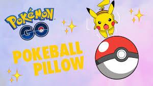 Pokemon Bedroom Decor Diy Room Decor O Pokemon Go Pokeball No Sew O Heartcindy Youtube