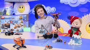 Обзор <b>конструктора Lego</b> City <b>АРКТИЧЕСКАЯ</b> ЭКСПЕДИЦИЯ ...