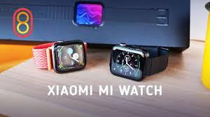 Обзор <b>Xiaomi Watch</b> — они это сделали! - YouTube