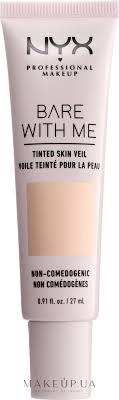 NYX Professional Makeup Bare With Me Tintd <b>Skin Veil</b> - Тинт ...