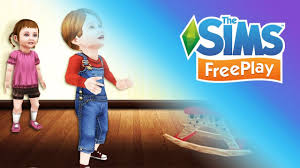Sims Freeplay: Age Up <b>Baby</b> to <b>Toddler</b> - Ben's <b>Birthday</b>! - YouTube