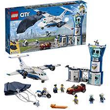 Buy <b>LEGO City</b> Sky <b>Police</b> Air Base Building Blocks for Kids (529 ...