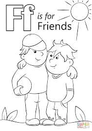 Small Picture friends coloring pages for preschool Archives Best Coloring Page