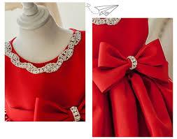 <b>2017 Summer</b> New Baby <b>Girl Dress</b> Red 6M 2T Baby Girls Birthday ...