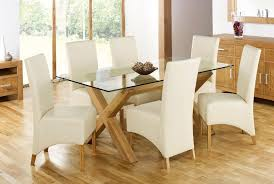 glass top dining tables table sets