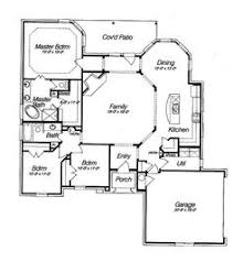 images about House ideas on Pinterest   Floor plans  House    Spacious Open Floor Plan House Plans   the Cozy Interior   Modern Mini st House Open Floor