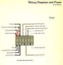 thesamba com type 2 wiring diagrams 1959 usa turn signal wiring 1960 fuse box insert