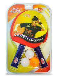 Набор для настольного тенниса. 2 ракетки + 3 мяча StartLine ...