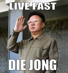 Live Fast Die Jong | WeKnowMemes via Relatably.com