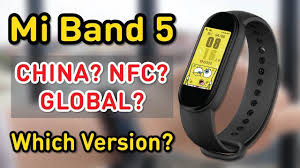 XiaoMi <b>Mi Band 5</b> GLOBAL NFC <b>CHINESE</b> VERSION?!What's the ...