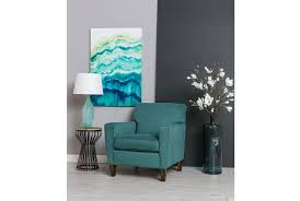 Teal Color Schemes For Living Rooms Leon Chair Living Spaces