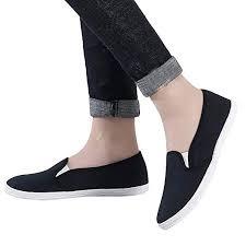 Hemlock Women Flat Slip On Shoes Lightweight ... - Amazon.com